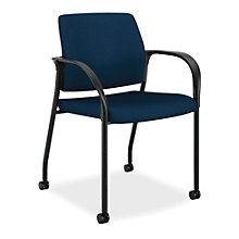 HON Ignition Mobile Guest Chair in Fabric, HNC-10467