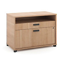 "Manage Two Drawer Lateral File with Storage - 30""W, 8802352"