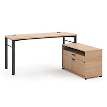"Manage Computer L-Desk - 60""W, 8802372"