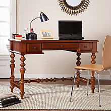 Huntleigh Turned-Leg Desk, 8821017