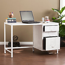Radcliff Industrial File Desk , 8821336