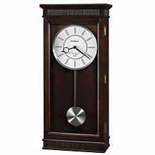 Kristyn Wall Clock with Espresso Finish, HOM-625-471