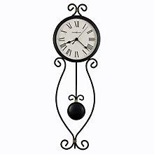 Ivana Pendulum Wall Clock, HOM-625-495