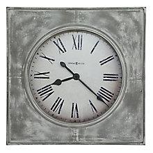 "Bathazaar Wall Clock with Roman Numerals - 31.5""W, 8822932"