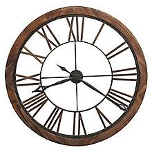 "Thatcher Roman Numeral Wall Clock - 32.25""DIA, 8822938"