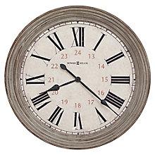 Talon Cherry Finish Wall Clock Hom 625 417