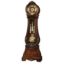 "Diana Inner Lamp 84""H Grandfather Clock, 8801566"