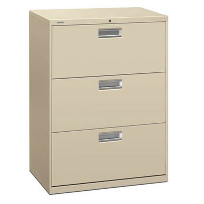 sc 1 st  Office Furniture & 3 Drawer 30 Wide Heavy Duty File - HON-673L | OfficeFurniture.com