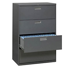 "4 Drawer 36"" Wide HD File, HON-684L"