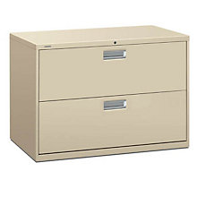 "2 Drawer 42"" Wide HD File, HON-692L"