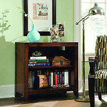 "Danforth Two-Shelf Open Bookcase - 30.5""H, HOO-11109"