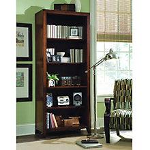 "Danforth Five-Shelf Open Bookcase - 78""H, HOO-11110"