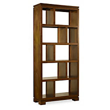 "Viewpoint Modern Open Bookshelf - 72.75""W, 8802656"