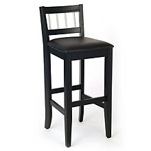 "Manhattan Pub Stool - 31""H Seat, HOT-5123-89"
