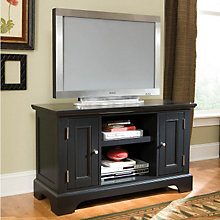 Bedford Ebony Widescreen TV Stand, HOT-5531-09