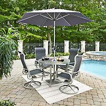 7 Pc Rd Outdoor Dining Set, 8827040