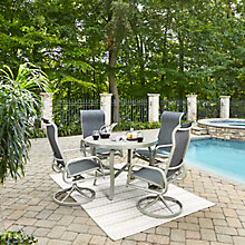 5 Pc Rd Outdoor Dining Set, 8827037