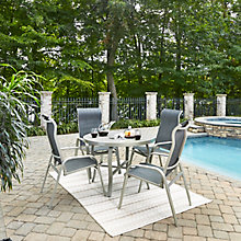 5 Pc Rd Outdoor Patio Set, 8827036