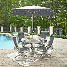 7 Pc Rd Outdoor Dining Set, 8827046