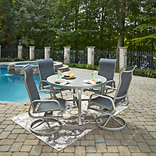 5 Pc Rd Outdoor Dining Set, 8827043