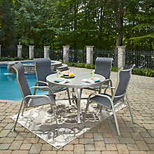 5 Pc Rd Outdoor Patio Set, 8827042