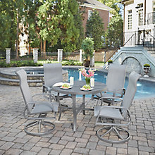 5 Pc Rd Outdoor Dining Set, 8827064