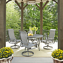 5 Pc Rd Outdoor Dining Set, 8827070