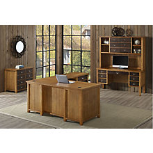 Heritage Complete L-Desk Office Suite, 8822574