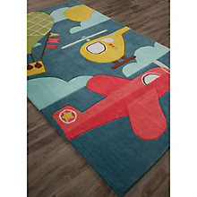 Iconic By Petit Collage By Air Area Rug - 5'W x 7.5'D, 8805262