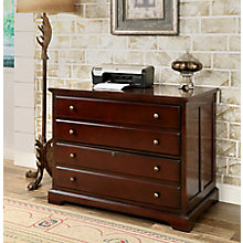 Transitional File Cabinet, 8820037