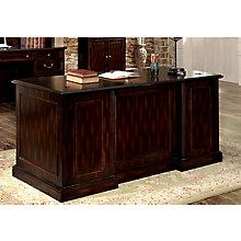 Transitional Credenza Desk, 8820042