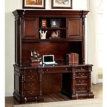 Traditional Credenza Desk, 8820046
