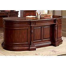 Kidney Shaped Office Desk, 8820048