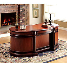 Kidney Shaped Desk, 8820053