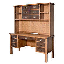 "Heritage Credenza and Hutch - 60""W, 8822573"