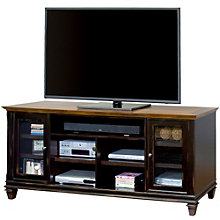 Hartford Two-Tone TV Console with Glass Doors, 8803157