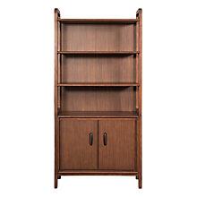 NuHaus Bookcase with Lower Doors, 8822540
