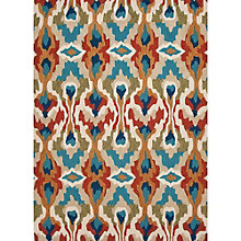 "Brio Patterned Area Rug - 7.5""W x 9.5"" D, 8805086"