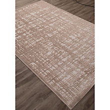 "Fables Crosshatch Pattern Area Rug - 90""W x 114""D, 8805110"