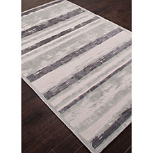 Fables Striped Area Rug - 5'W x 7.5'D, 8805119