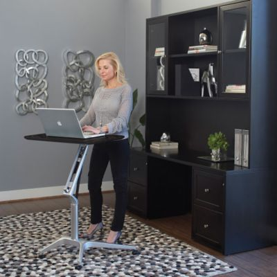 Work Better with Standing Height Desks