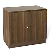 "100 Series 32""W Two Door Storage Cabinet, JES-10700"