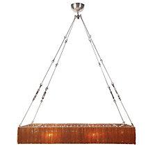 Clarice Pendant Lamp Amber, 8808994