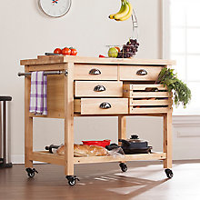 Aledo Kitchen Cart, 8820463