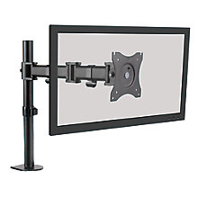 Single Monitor Arm - Clamp or Grommet Mounted, 8827891