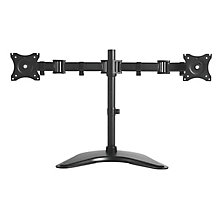 Double Monitor Arms - Steel Base, 8827893