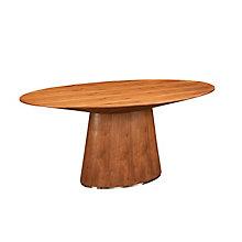 Otago Oval Table Walnut, 8808995