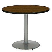 "Round Pedestal Table - 36"" DIA, 8806852"