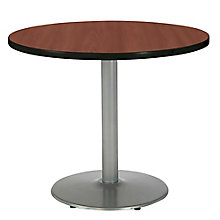 "Round Pedestal Table - 42"" DIA, 8806854"