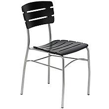 Slatted Wood Breakroom Chair, 8822475